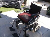 Karma Falcon Powerchair Electric Wheelchair