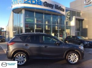 2015 Mazda CX-5 GT, Technology Pkg., Leather, sunroof