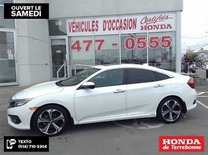 2016 Honda Civic Touring TEXTO 514-710-3304