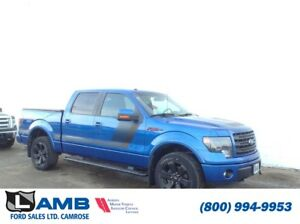 2014 Ford F-150 FX4 4x4 with Power Moonroof, Navigation and FX A