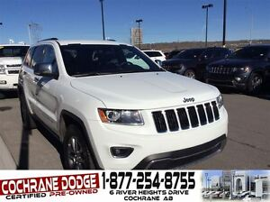 2014 Jeep Grand Cherokee Limited with HEMI AND TRAILER TOW PACKA