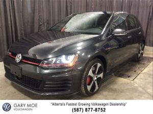 2016 Volkswagen Golf GTI Perf Locking Dif Dynamic chasis control