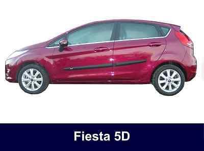 Ford Fiesta 5 Door Mk7 Rubbing Strips |Door Protectors |Side Protection Body Kit