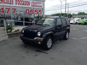 2004 Jeep Liberty Sport, 4X4