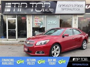 2013 Chevrolet Malibu LTZ ** Nav, Leather, Bluetooth, Backup Cam