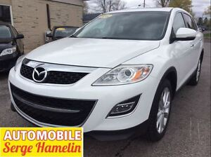 2012 Mazda CX-9 GT (A6) cuir toit electrique awd 7 passagers
