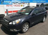 2011 Subaru Outback 3.6R Limited  CUIR/TOIT/MAGS