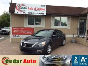 2013 Nissan Altima 2.5 S - FREE WINTER TIRE PACKAGE - With the P