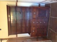 A beautiful example of a Period Oak English Dresser