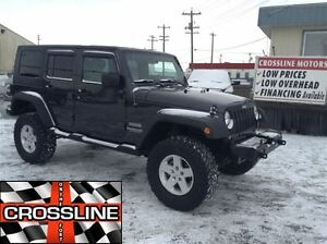 2010 Jeep WRANGLER UNLIMITED wrangler / sport / 100% Guaranteed