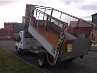 Waste/rubbish removal and house clearance .Tree surgery/removal&disposal