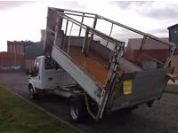 Waste/rubbish removal and house clearance .Tree surgery/removal&disposal/demolition/