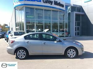 2013 Mazda MAZDA3 GS-SKY, Heated Leather, P.Sunroof, Auto, Loade