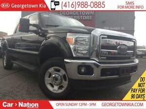 2015 Ford F-250 LEATHER| CREW| 4X4| NAVI| BACK UP CAM| DIESEL