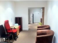 Gants Hill, Ilford, self contained office with toilet and kitchen. storage,