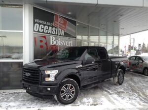 2015 Ford F-150 XLT / FX4  TOILE MARCHE PIED