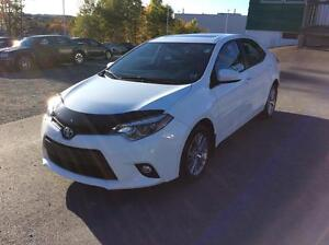 2014 Toyota Corolla LE UPGRADE WITH SUNROOF - FRESH OF LEASE, DO