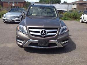 2014 Mercedes-Benz GLK250 360 CAM, MEMORY SEATS, AWD, LEATHER