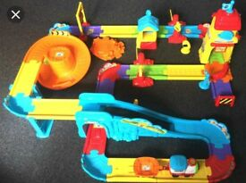 Vtech toot toot interactive playsets