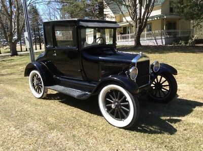 1926 Ford Model T  1926 model t ford coupe