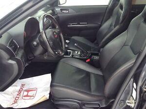 2014 Subaru WRX STi Tsurugi AWD | FOG | HEATED LEATHER | BLUET Edmonton Edmonton Area image 12
