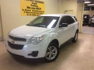 2013 Chevrolet Equinox LS Annual Clearance Sale!
