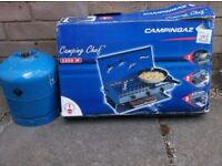 Campingaz camping chef 5800w