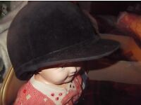 RIDING HAT USED