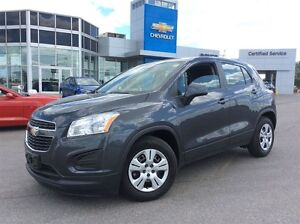 2015 Chevrolet Trax LS | Bluetooth | VERY Low Kms