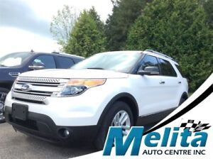 2012 Ford Explorer XLT, WITH ECO-BOOST