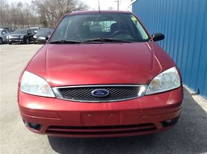 2005 Ford Focus SES ZX5 HATCHBACK AUTO
