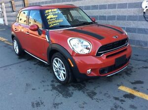 2016 MINI Cooper Countryman COOPER S/ALL WHEEL DRIVE