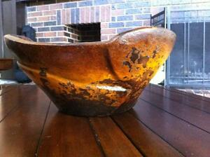 Brand New - Rustic Ceramic Bowl Strathcona County Edmonton Area image 1