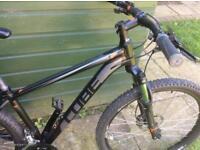 Cube Aim 27.5 boys bike mountain bike