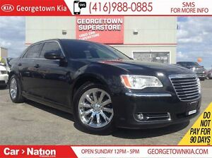2014 Chrysler 300 Touring | LEATHER | BACK UP CAM | TOUCH SCREEN