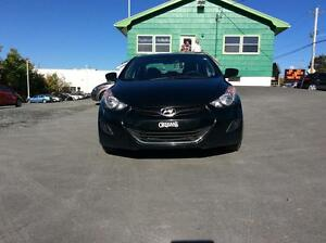 2013 Hyundai Elantra GL AUTOMATIC WITH HEATED SEATS AND AIR COND