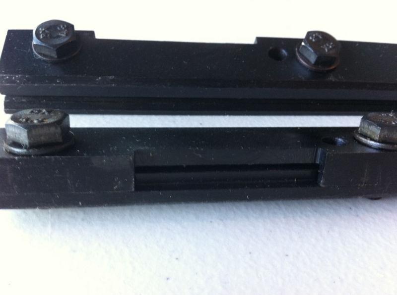 "Heidelberg GTO 52 Blanket Bars ""Steel"""