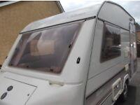 For Sale 2 Berth Sprite Clubman Alpine Caravan