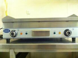 Ace catering griddle