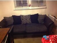 Nice 4 seater sofa