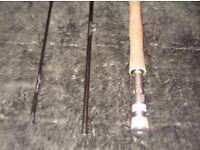 Hardy Demon 10 Fly rod new with okuma airstream reel