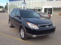 2012 Hyundai Veracruz GLS - BALANCE OF 7 YEAR WARRANTY!