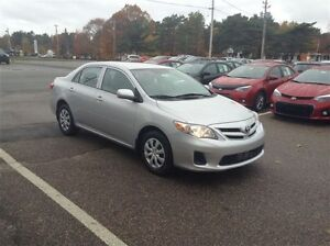 2011 Toyota Corolla CE  LOCAL TRADE  ONLY $127 BIWEEKLY WITH 0 D