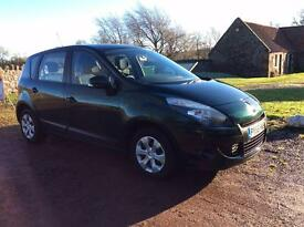 Renault Scenic 1.5 DCI Expression (2010 Reg)