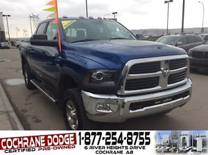 2016 Ram 2500 Power Wagon w/HEATED SEATS AND REMOTE START!