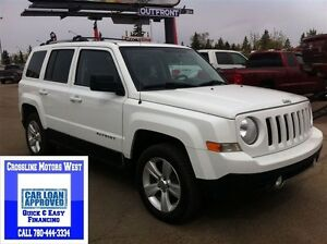 2011 Jeep Patriot Limited   Heated Leather   Touch Screen  
