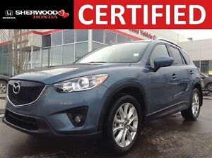 2015 Mazda CX-5 GT AWD | HEATED LEATHER | BLUETOOTH | BACK CAM
