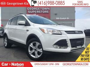 2014 Ford Escape SE | NAVI | 4X4 | LEATHER | PANO ROOF |