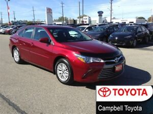 2017 Toyota Camry LE--DEMO SALE--NEW CAR PROGRAMS APPLY