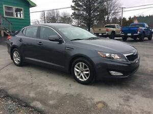 2013 Kia Optima EX GDI SEDAN WITH AIR CONDITION AND POWER W/L/M
